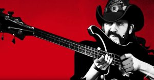 "Lemmy Lives Again In ""Murder One,"" Metallica's Surreal Music Video Tribute To Late Legend"