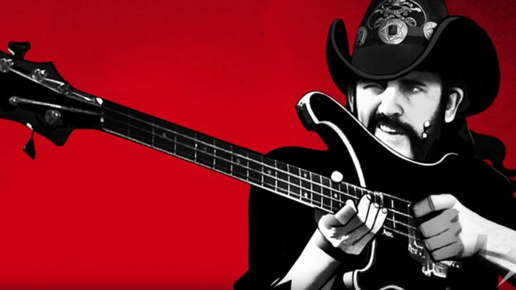 "Lemmy Lives Again In ""Murder One,"" Metallica's Surreal Music Video Tribute To Late Legend 