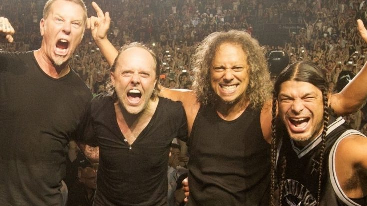 Metallica Crushed A Major Milestone Over The Holiday Weekend | Society Of Rock Videos