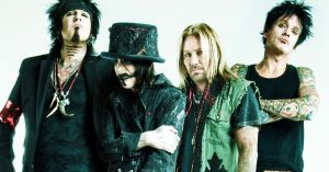 Mötley Crüe's Drama Continues As Band Faces $30 Million Dollar Lawsuit