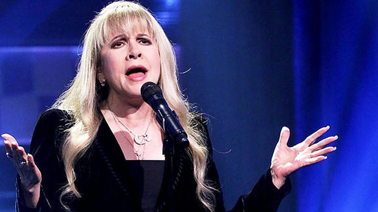 Stevie Nicks' Latest Rendition Of 'Rhiannon' Is Arguably Her Best Yet! You Be The Judge | Society Of Rock Videos