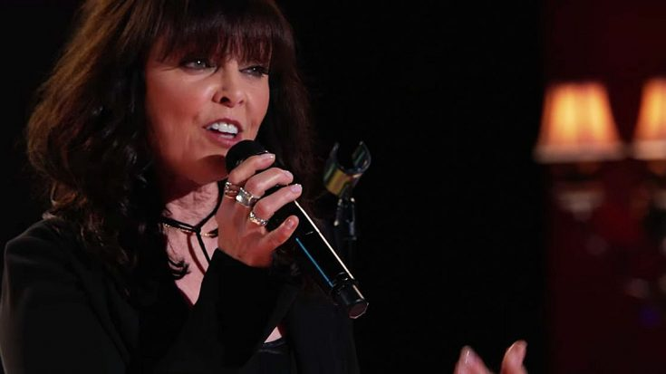 "Pat Benatar Takes It Back To 1980 With An Acoustic Spin On ""Hit Me With Your Best Shot"" 