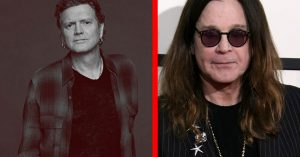 Def Leppard's Rick Allen Recalls The Meanest Thing Ozzy Osbourne's Ever Said To Him