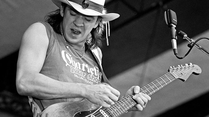 25 Years Ago: Stevie Ray Vaughan's Brother Celebrates His Life And Career With 'The Sky Is Crying' | Society Of Rock Videos