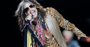 "Country Music Takes A Backseat In Steven Tyler's Hard Rockin' ""Sweet Emotion"" Performance, Live In Vegas"
