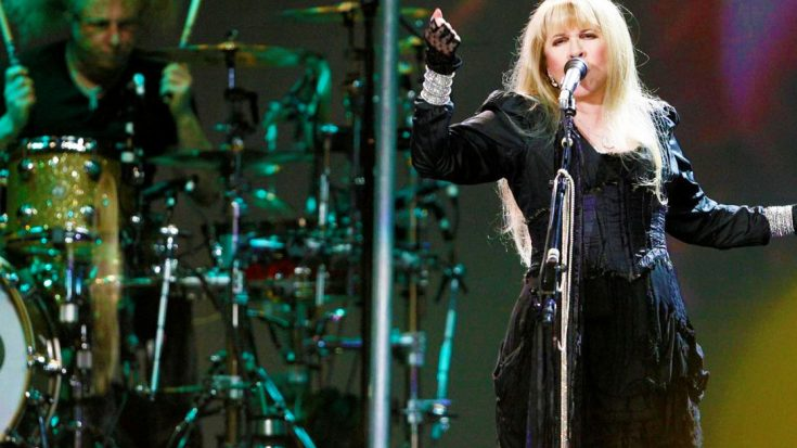 "You Might Wanna ""Stand Back"" As Stevie Nicks Twirls Up A Storm On Her 24 Karat Gold Tour 