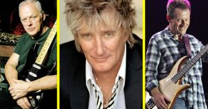 Rod Stewart Enlists The Help Of David Gilmour And John Paul Jones To Recreate This 70s Classic
