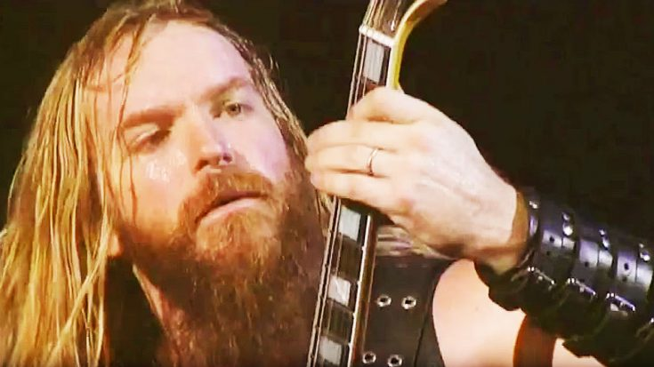 Leave It To Zakk Wylde To Perform The Star Spangled Banner… In Japan | Society Of Rock Videos