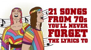 21 Songs From 70s You'll Never Forget The Lyrics To