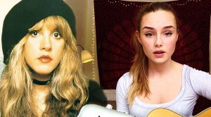 "Young Woman Sounds Exactly Like Stevie Nicks In This Dreamy Cover Of Fleetwood Mac's ""Dreams"""