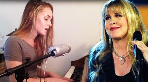 "Young Woman Serenades Us All With This Magical Cover Of Fleetwood Mac's ""Seven Wonders!"""