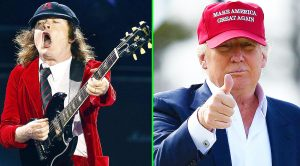 "Famous Celebrity Offers To Sing ""Highway To Hell"" At Trump's Inauguration"