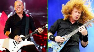 "Is Another ""Big Four Tour"" In The Works!?—Dave Mustaine Has Your Answer!"