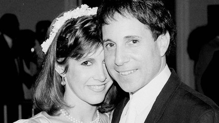 Paul Simon Issues Heartbreaking Statement Regarding Ex-Wife Carrie Fisher's Death | Society Of Rock Videos