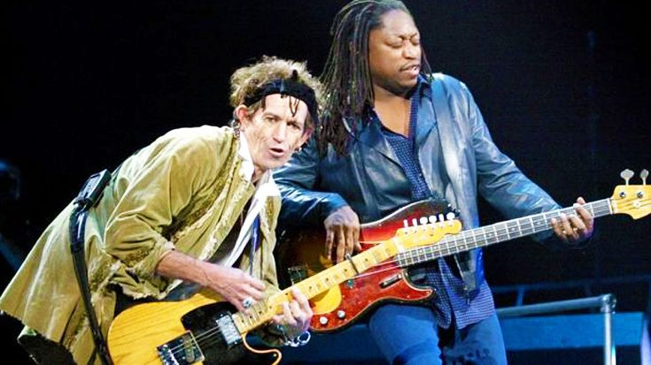 Rolling Stones Bassist Darryl Jones Is Asking For One Huge Favor From Keith Richards! | Society Of Rock Videos