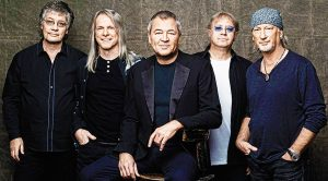 Huge News For Deep Purple Fans—Band Releases New Song And Artwork For Upcoming Album!