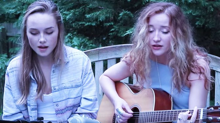 "These Two Girls' Dreamy Cover Of Fleetwood Mac's ""Rhiannon"" Will Send Chills Down Your Spine! 