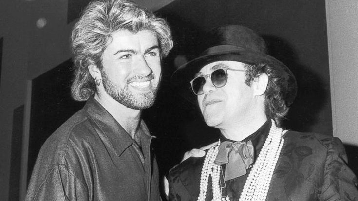 Elton John Will Perform At George Michael's Funeral—Relive Their Magical Live Duet From 1985! | Society Of Rock Videos