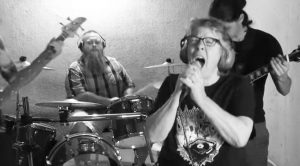 68-Year Old Grandmother Proves You're Never Too Old To Be A Metal Head!