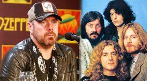 Led Zeppelin Fans, Jason Bonham Has Some Shocking News Regarding A Potential Reunion!