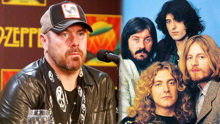 Led Zeppelin Fans, Jason Bonham Has Some Shocking News Regarding A Potential Reunion! | Society Of Rock Videos