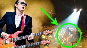 Joe Bonamassa Sees Bouncer Harassing His Fan—Hits Him Over The Head With His Guitar!