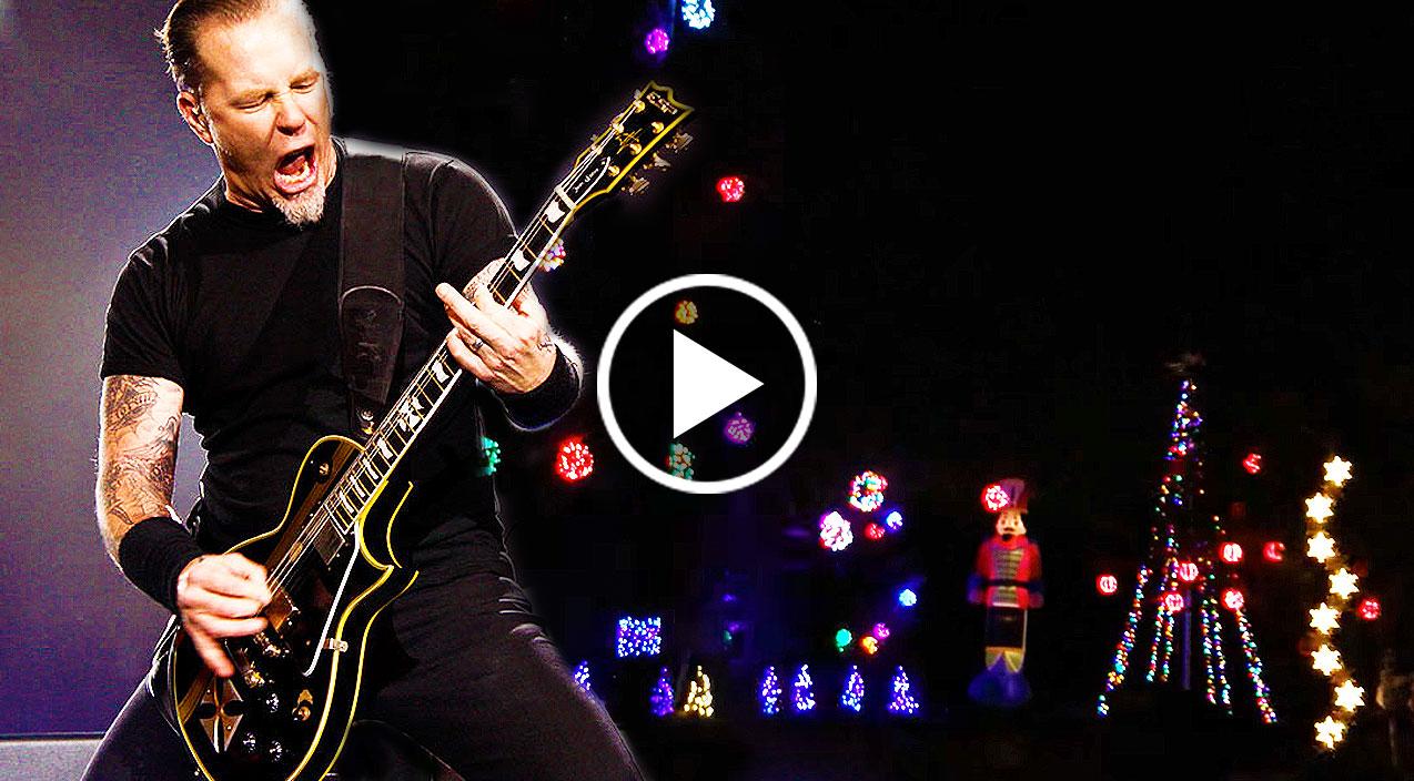 One Metallica Light Show Playon