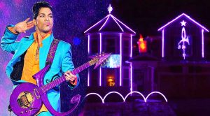 This Family Created An Epic Christmas Light Show Dedicated To Prince—This Is So Beautiful!