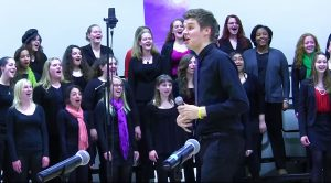 "High School Choir Shocks Audience With Jaw-Dropping Performance Of Queen's ""Bohemian Rhapsody""!"