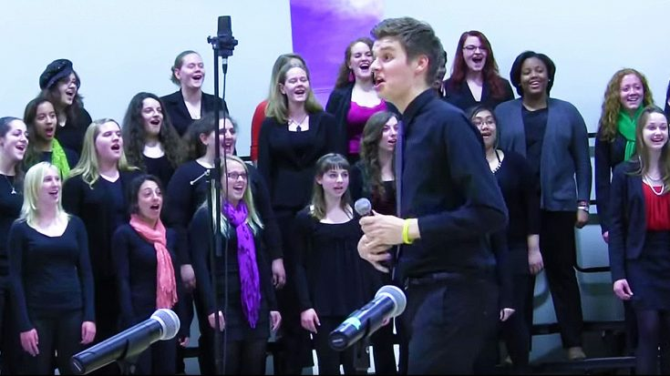 "High School Choir Shocks Audience With Jaw-Dropping Performance Of Queen's ""Bohemian Rhapsody""! 