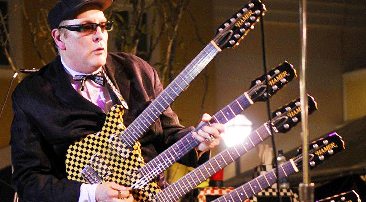Rick Nielsen's Top 5 Over The Top Guitars—These Are ...