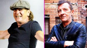 AC/DC Fans! Brian Johnson And Phil Rudd Are Currently In Conversation About Possibly…