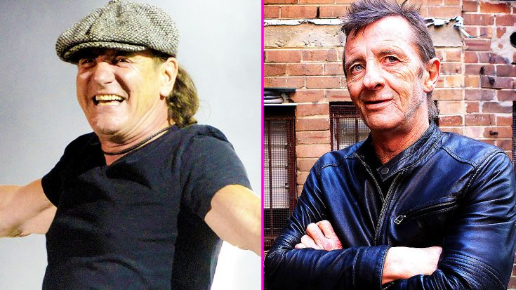 AC/DC Fans! Brian Johnson And Phil Rudd Are Currently In Conversation About Possibly… | Society Of Rock Videos