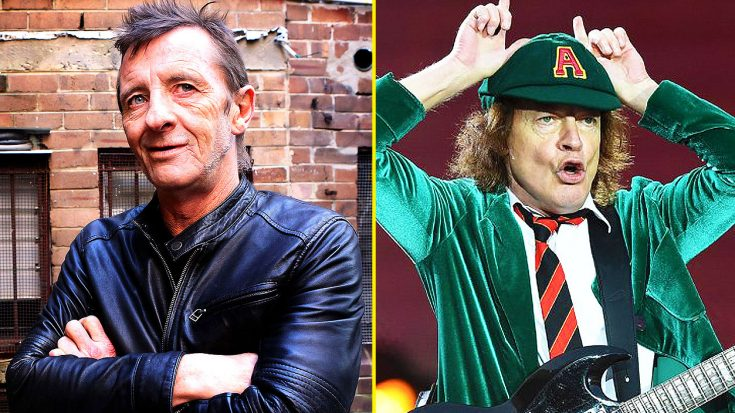 Phil Rudd Wants Angus Young To Keep AC/DC Alive For One Special Reason—Here's Why | Society Of Rock Videos