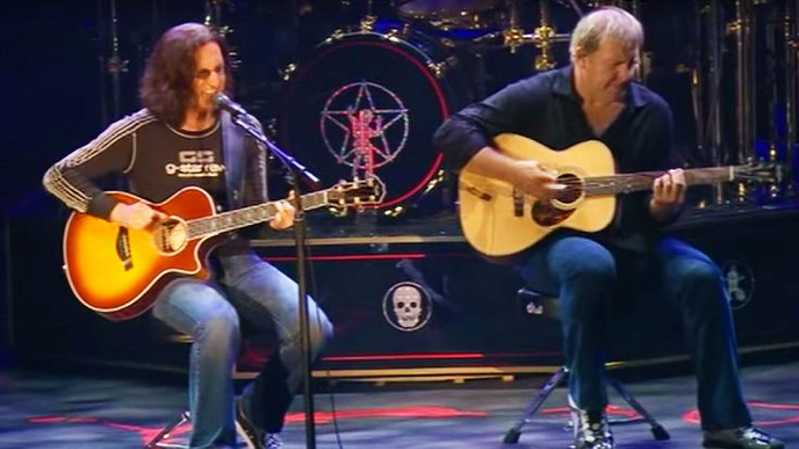 """Rush Show Incredible Versatility On Stripped-Down Acoustic Rendition Of """"Ressist"""" 