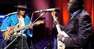 "Stevie Ray Vaughan Joins Albert King Onstage And Steps Into Legend With ""Pride And Joy"" Jam"