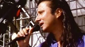 "Back In 1991, Steve Perry Performed With Journey For The Final Time | ""Faithfully"" Live"