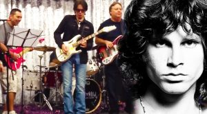 "Steve Vai Tributes Jim Morrison With Sensational Cover Of The Door's ""Roadhouse Blues""!"