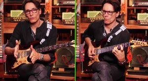 Steve Vai Shreds Mind-Blowing Solo, And Unlocks Secrets To His Legendary Guitar Skills!