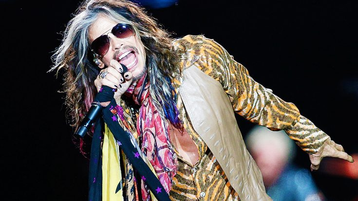 "Steven Tyler's Isolated Vocal Track To ""Walk This Way"" Has Surfaced, And It Will Give You Chills! 