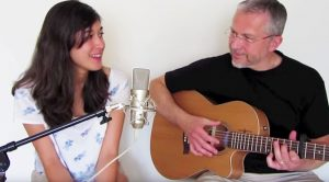 "Father And Daughter Share Emotional Duet Of Fleetwood Mac's ""Landslide""—Grab A Tissue For This!"