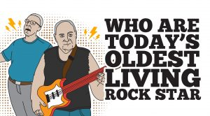 Today's Oldest Living Rock N' Roll Stars- And They STILL Look Good