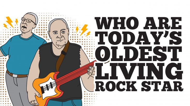 Today's Oldest Living Rock N' Roll Stars- And They STILL Look Good | Society Of Rock Videos