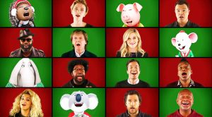 Paul McCartney And Other Celebrities Join Jimmy Fallon For Cheery Rendition Of Classic Christmas Carol!