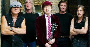 Is A Former Member Of AC/DC Plotting A Return?