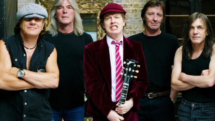 Is A Former Member Of AC/DC Plotting A Return? | Society Of Rock Videos