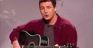 "In Case You Forgot, Adam Sandler's Iconic ""Chanukah Song"" Is Still The Greatest Thing Ever"