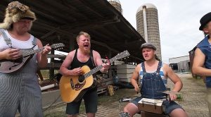 These Hillbilly Rockers Are Back At It Again With Their Badass Cover Of This Punk Rock Classic!