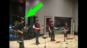 Students Crush Pantera's 'Cowboys From Hell', Especially This Young Guitarist! – Watch Him Closely