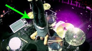 Things Get Out Of Hand When This Drummer Is Willing To Try Anything To Impress His Audience!